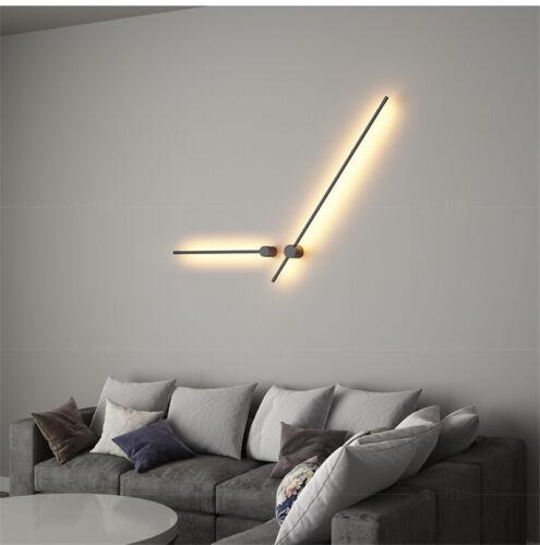 Metal Wall Lamp Minimal Wall Lamp. Modern Wall Light Bedside Wall Light