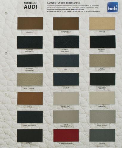 Montana Lederfarbe von BCB für BMW Sandbeige