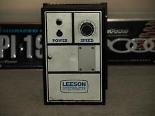 Leeson 174709 Speedmaster Dc Motor Control 3hp Nema 4 Enclosure