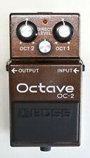 Boss OC-2 Octave Guitar Effect Pedal