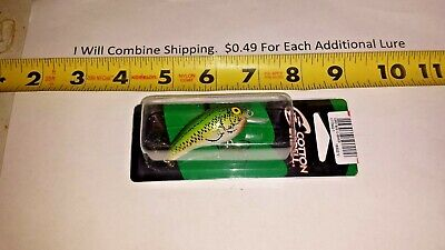 Cordell   Big O Bass Color 5//16 oz weight Fishing Lure