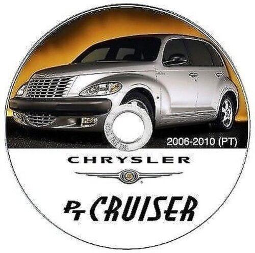 Workshop Manual Repair Manual Chrysler PT Cruiser 2006-2010