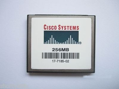 MEM-NPE-G1-FLD256 256MB Compact Flash Cisco NPE-G1