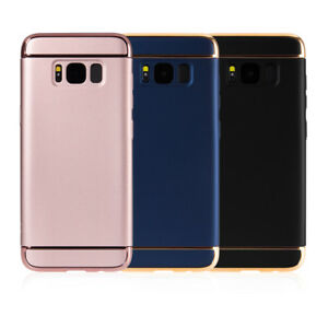 online retailer 26654 8995a Details about Hybrid Luxury Shockproof Armor Ultra-thin Case Cover  Removable Case for Samsung