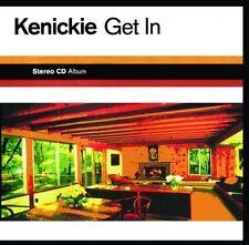 Kenickie - Get In ( CD 2012 ) NEW / SEALED + Bonus Tracks