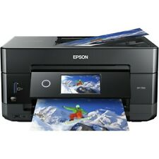 Touchscreen Epson Expression XP-7100 Premium Wireless Color Photo Printer DVDs