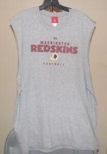 online retailer 9d73a 6592d Image is loading Washington-Redskins-NFL-Classic-Gray-Redskins-Football-2XL-