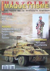 Modellino-Militare-WW2-Rivista-Histoire-Creazione-di-61-Veicoli-Corazzati-Tiger