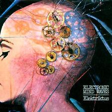 ELEKTRIKTUS Electronic mind waves CD italian prog