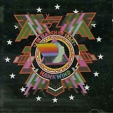 Hawkwind 1971 In Search of Space - Original Liberty sound recordings [used CD]