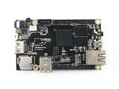 Cubieboard ARM Cortex-A8 1GB DDR3 Linux Sys Development Evaluation kit mini PC