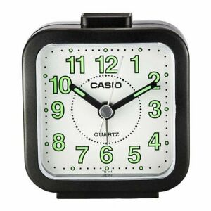 Casio-TQ141-1-Beep-Alarm-Clock-Black