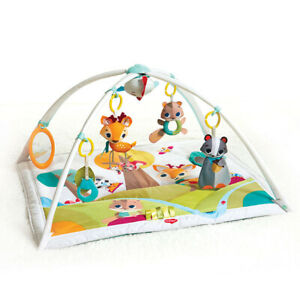 Tiny Love Baby Playmat Into The Forest Gymini Deluxe, NEW fast Delivery