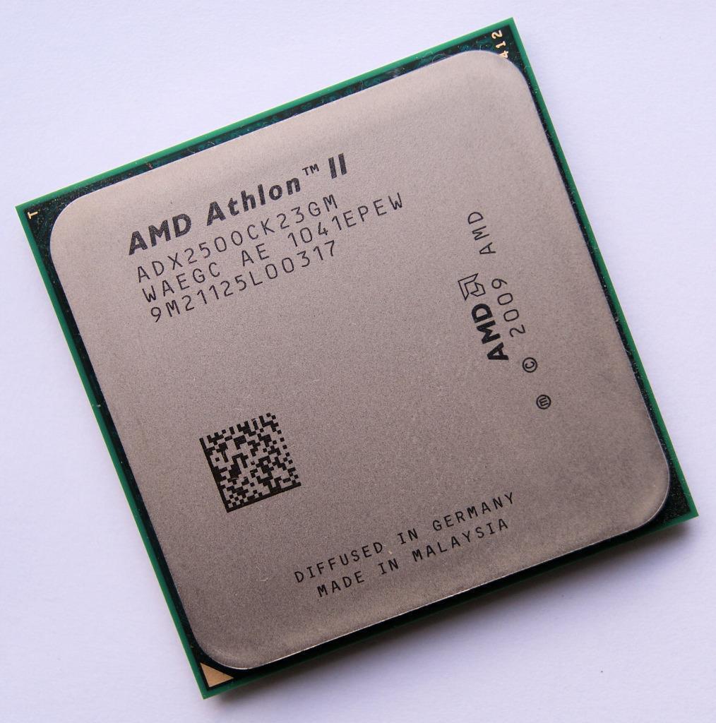 AMD Athlon II ADX250OCK23GM Dual-Core 3.0GHz/2M AM2+ AM3 Processor CPU