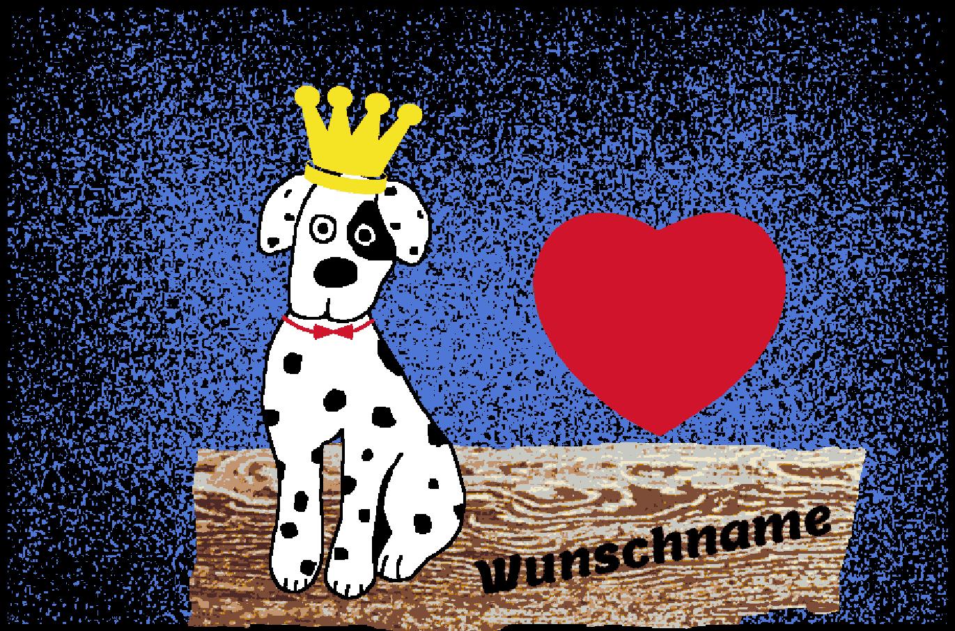 Fußmatte mit Namen Napfunterlage Hundematte Hundematte Hundematte  90x60 cm  Design 27180320  | Schöne Farbe  e1e989