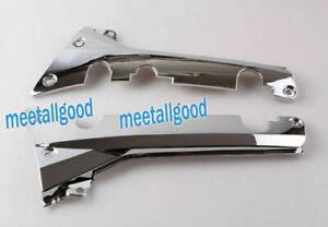 Goldwing-Chrome-Right-Left-Lower-Rear-Frame-Cover-For-Honda-GL1800-2001-2011