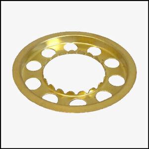 4 inch NUTMEG NICKEL TRIPOD for MINIATURE OIL LAMPS using NUTMEG BURNERS.