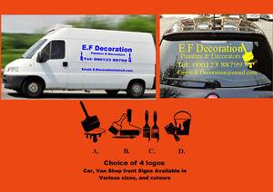 1b1d0b519e Image is loading Car-amp-Van-amp-shops-Vinyl-Sign-Writing-