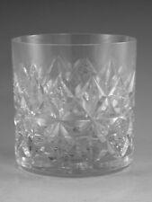 "TUDOR Crystal - MRUK39 Cut - Tumbler Glass / Glasses - 3 1/4"""