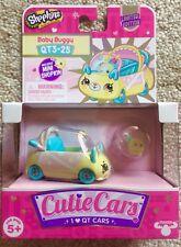 Item 3 ULTRA RARE Shopkins Cutie Cars Season LIMITED EDITION Baby Buggy QT3 25