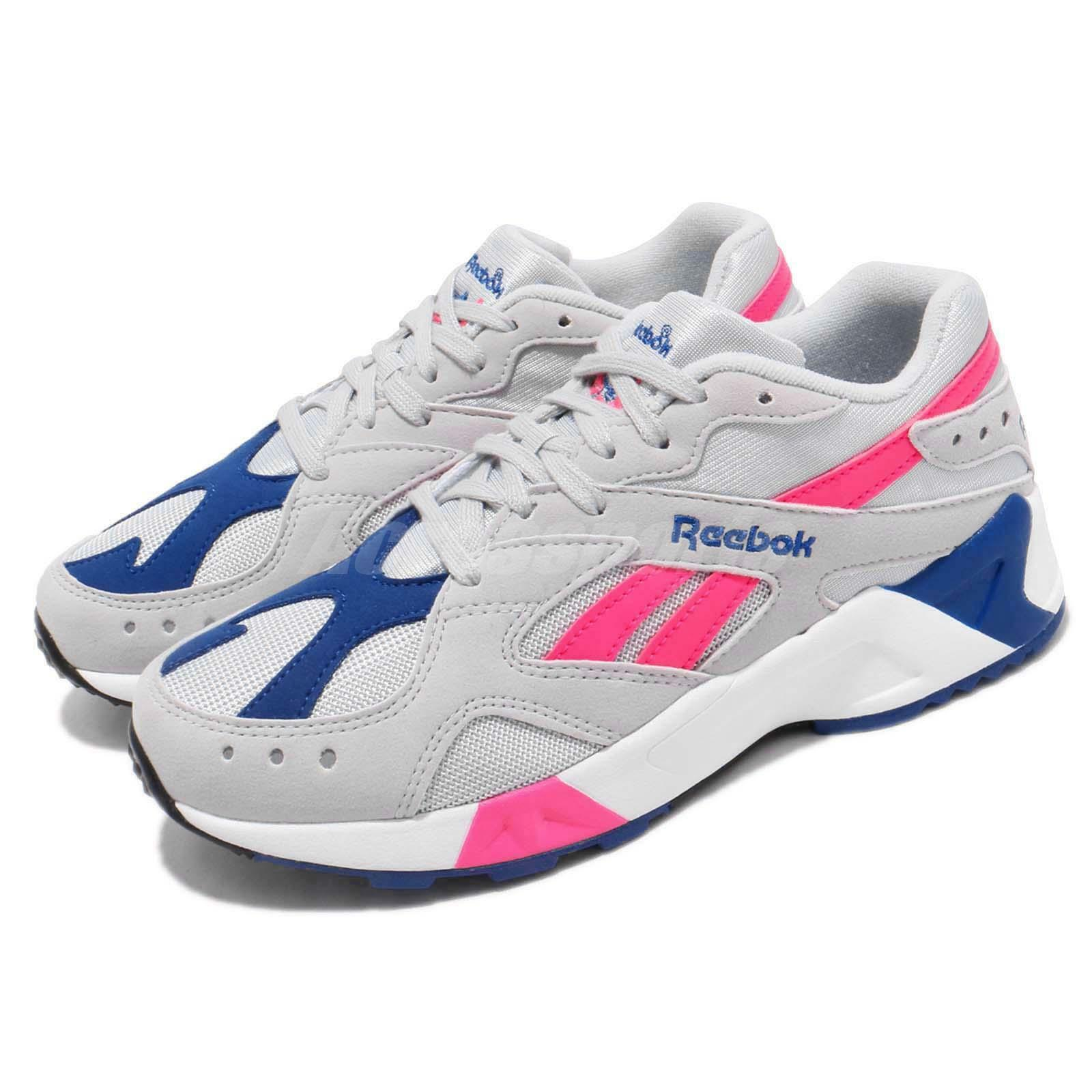 Reebok AZTREK Grey Pink blueee White Men Women Lifestyle Running Daddy shoes DV3941
