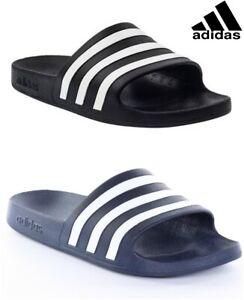 Ambigüedad Red peine  Adidas diapositivas para hombre para mujer deslizadores Adilette Sandalias  Ojotas de Playa Zapatos de diapositiva | eBay