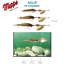 MEPPS-AGLIA-TW-STREAMER-POIDS-3-6-g-4-7-g-6-8-g-palettes-or-argent miniature 3