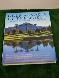 Magazine-Book-Golf-Resorts-Of-The-World-Courses-Travel-Vacations-Tips-From-Pros