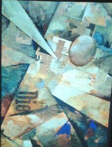 Kurt-Schwitters-034-Merzbild-31b-034-German-Dada-Collage-Art-35mm-Slide