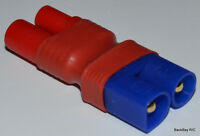 No Wires Adapter: Super Tigre Female 3.5mm Bullets To Male Ec3