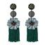 Women-Fashion-Bohemian-Crystal-Long-Tassels-Earrings-Elegant-Drop-Dangle-Jewelry thumbnail 9