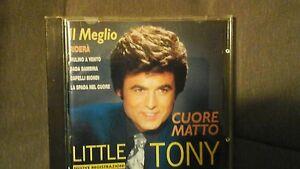 LITTLE-TONY-IL-MEGLIO-CUORE-MATTO-CD