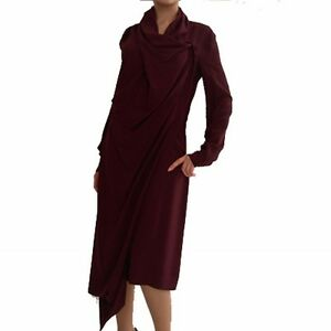 Vivienne-Westwood-abito-drappeggi-draped-dress-SIZE-44
