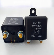 1pc New DC 24V 120A Heavy Duty Split Charge ON/OFF Relay Car Truck Boat
