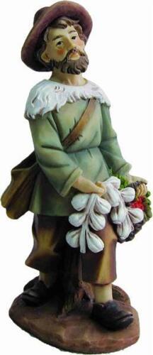 Krippen Markus Krippenfiguren Marktschreier in Größe ca.7cm