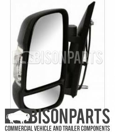 Fiat Ducato 2006-2014 /& 2014 le Miroir Principal Tête électrique et chauffé LH CIT007