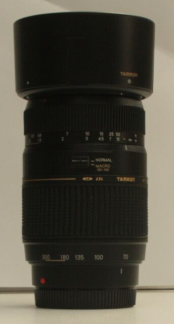 Tamron AF 70-300mm f/4-5.6 Di LD MACRO 1:2 Sony A Mount Lens