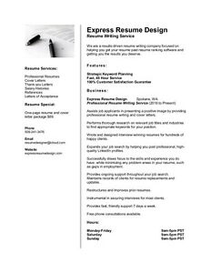 Do resume blasting services work