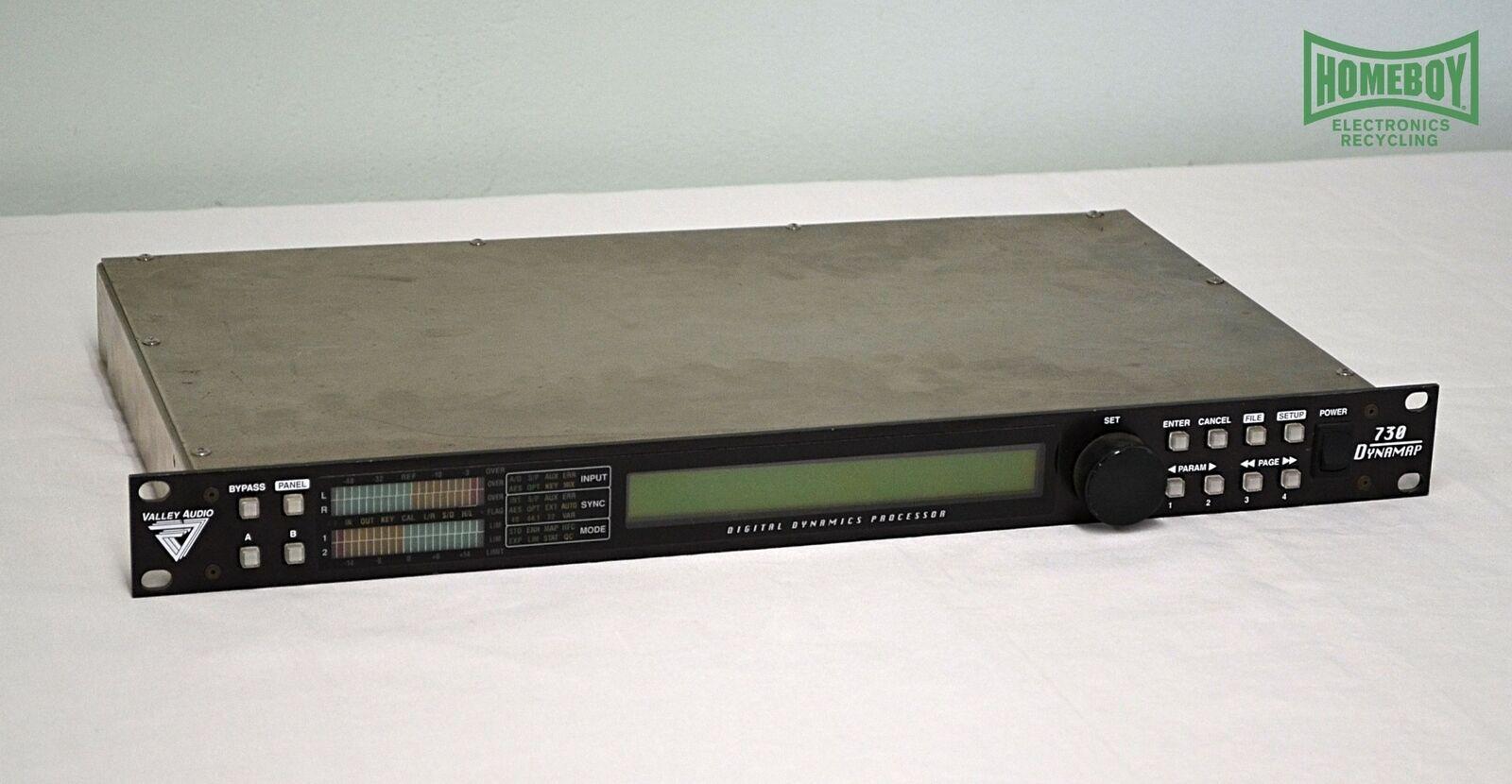 Valley Audio 730 Digital Dynamics Processor Compressor Limiter