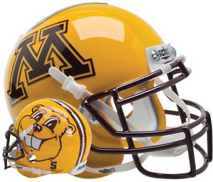 MINNESOTA-GOLDEN-GOPHERS-NCAA-Schutt-XP-Authentic-MINI-Football-Helmet