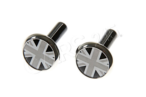 Véritable porte serrure Caps PINS Black Jack Mini Cooper JCW One F54 F55 82292406335