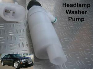 Headlamp-Headlight-Spray-Cleaning-Washer-Pump-Chrysler-300C-2005-to-2010