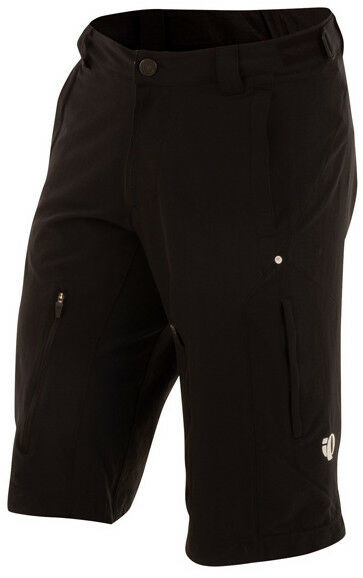 Pearl Izumi Lanzar Mountain Bike MTB Pantalones Cortos Ciclista Negro - Pequeño