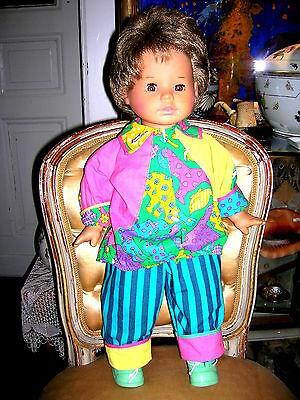 Dolls & Bears Künstlerpuppe Zapf Creation 52-18 Von 1987 Größe Ca 55cm Orders Are Welcome.