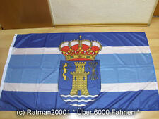 Fahnen Flagge Marbella Spanien Andalusien Digitaldruck - 90 x 150 cm
