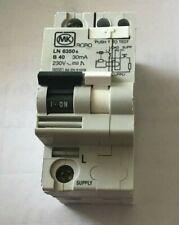Mk 32 Amp Type 2 RCBO 30mA Mcb Circuit Breaker LN6330s M6 30
