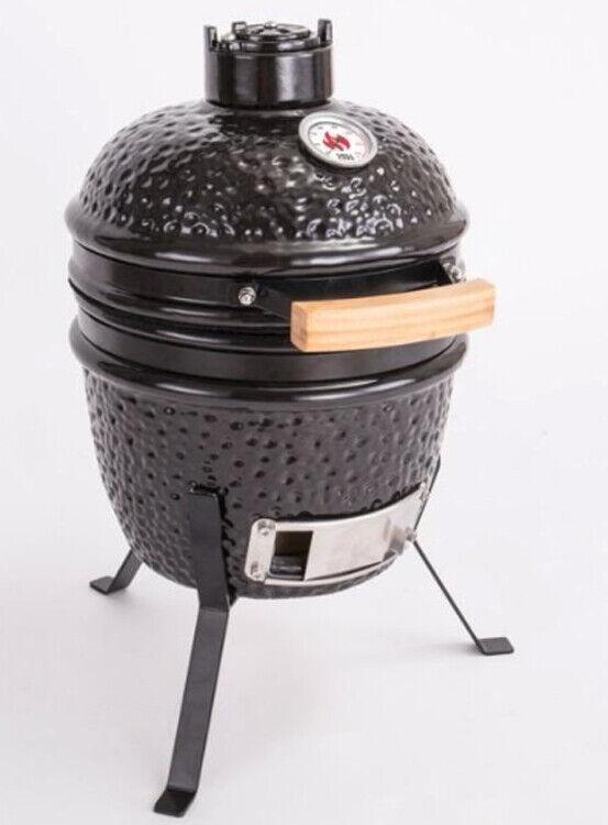 Country MAN GRILL Chef Mini Kamado Barbacoa de Cochebón - 11820