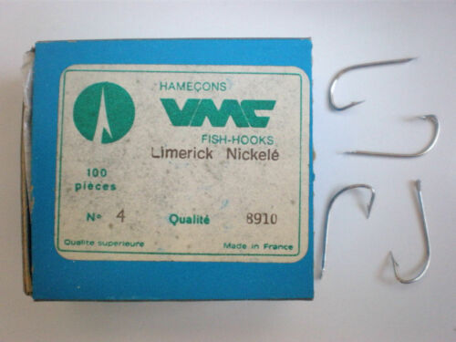 SERIES 8910 N HOOKS VMC 100 AMI