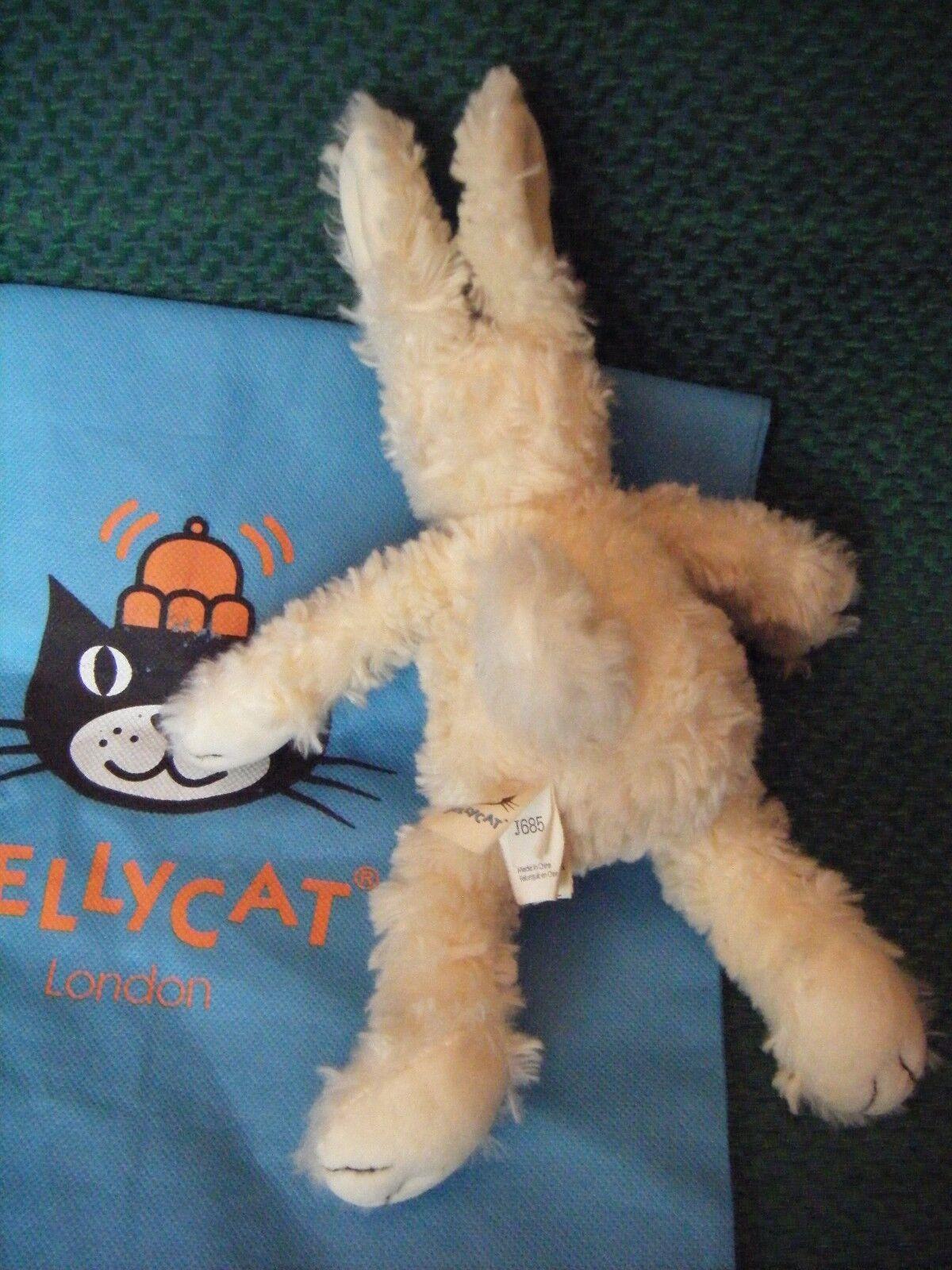 Jellycat super soft cream  j685 bunny rabbit  retiROT j685  11