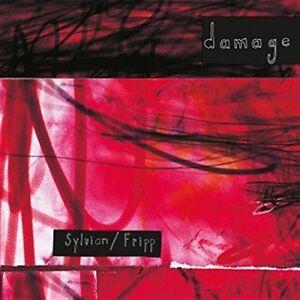 David-Sylvian-amp-Robert-Fripp-Damage-New-CD-Reissue